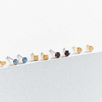 Micro-Mini Post Earring Set | Urban Outfitters
