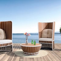 Shenz Outdoor Lounge Set