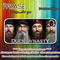 Hey Were Duck dynasty Case For Iphone 44s 5 Samsung S234 by pfcase on Zibbet