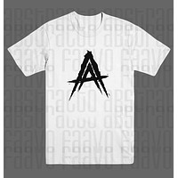 Anuel AA Trap Hip Hop Ratt Spanish Rap P2 T Shirt