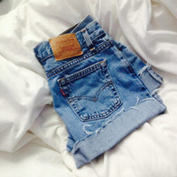SALE Mid/ High waisted shorts