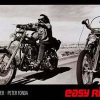 Easy Rider American Road Movie Poster 24x36