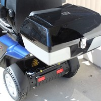 Scooter Locking Compartment Large J1400 - Challenger Accessories Rear Baskets   TopMobility.com