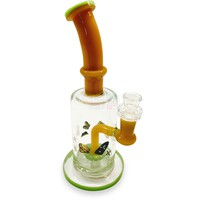 "Graffiti Print Water Pipe (9"")"