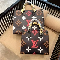 LV Women's Wild Shopping Bag Tote Shoulder Bag