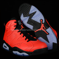 """Air Jordan 6 Retro """"Infrared 23″ and """"White/Infrared"""" Release Details"""