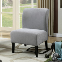 Bree Gray Accent Chair - CM-AC6432GY