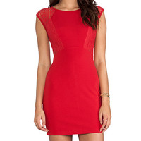 Ladakh x REVOLVE Exclusive Before the Night Dress in Red