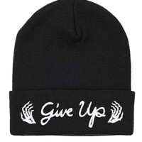 UNIF | GIVE UP BEANIE