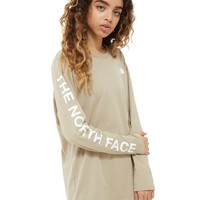 The North Face Long Sleeve T-Shirt | JD Sports