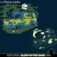 Haunted Old Van - Gallery | TeeFury