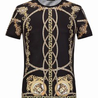 2018 Men Cheap versace T Shirt hot sale  ♪013