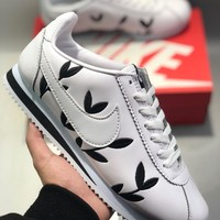 Nike Classic Cortez Nylon Prem Men's and women's cheap nike shoes