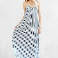 The Jetset Diaries Confidence Striped Maxi