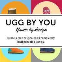 UGG® Dakota Floral Grunge for Women | Free shipping at UGGAustralia.com