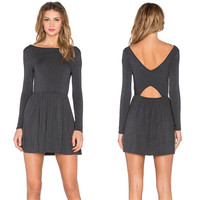 New Fashion Summer Sexy Women Mini Dress Casual Dress for Party and Date = 4725112772