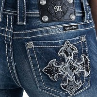 Miss Me Lace Easy Boot Stretch Jean - 's  | Buckle