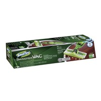 Swiffer Sweepervac Rechargeable Cordless Vacuum Starter Kit, 1 Kit