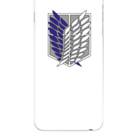 Recon Corps - Attack On Titan - iphone 6 Plus Case