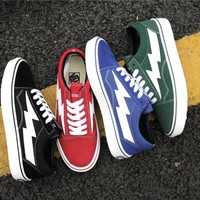 REVENGE x STORM x VANS KANYE kanye Old Skool Running Shoes 36-44