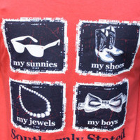Southernly Stated – My Stuff Tee | Southern Class Clothiers - Southern Class Clothing