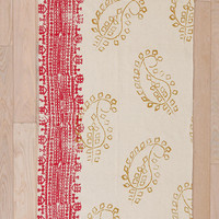 Magical Thinking Paisley Stamp Rug