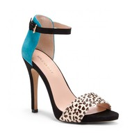 Sole Society Sheila Ankle Strap Heel