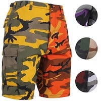 Rothco Two-Tone Camouflage BDU Shorts