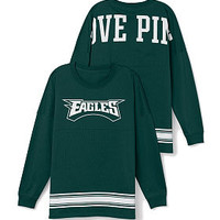 Philadelphia Eagles Varsity crew - PINK - Victoria's Secret