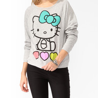 Hello Kitty® Hearts Pullover