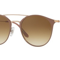 Sunglasses Ray-Ban RB3546 907151 COPPER TOP ON BEIGE