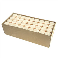Votive Unscented Candles, 2-Inch, 72-Piece