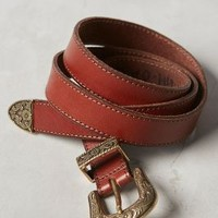 Liebeskind Marti Vegan Leather Belt in Rose Size:
