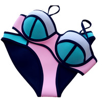 Quality Neoprene Bikini Set for 2016 Summer