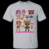 LOL Surprise LOL Shirt Lol Birthday #squadgoals Tshirt