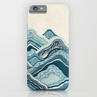 Blue Hike  iPhone & iPod Case by Rskinner1122