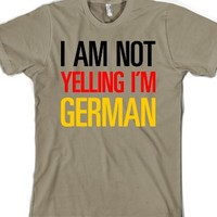 Cinder T-Shirt | Funny German Shirts