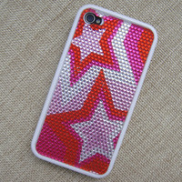 Handmade Case for iPhone 5 with Soft Jelly Touch Surface:You Are My Star