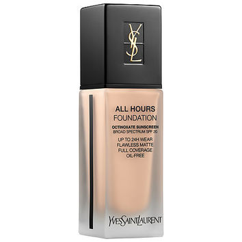 All Hours Full Coverage Matte Foundation - Yves Saint Laurent | Sephora