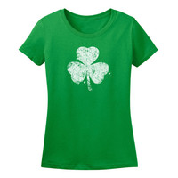 Ladies Shamrock T-shirt
