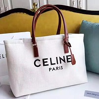 Celine classic fashion casual large capacity handbag shopping bag shoulder bag