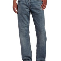 Lee Men's Dungarees Relaxed Straight Leg Jean