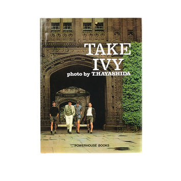 Take Ivy Book