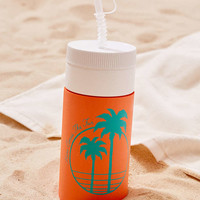 Here Comes The Fun Insulated Water Bottle - Urban Outfitters
