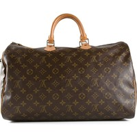 Louis Vuitton Vintage monogram 'Speedy 40' bag