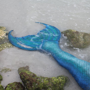 Full Silicone Mermaid Tail