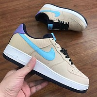 Nike Air Force One fashion low-top casual sneakers for both men and women-13