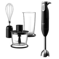Panasonic MX-SS1 Hand-Held Immersion Blender, Black