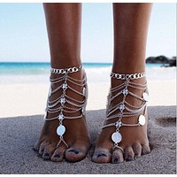New Fashion Chain Anklet Bracelet Foot Ankle Women