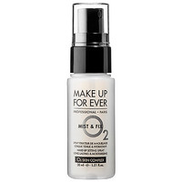 Mist & Fix Setting Spray - MAKE UP FOR EVER | Sephora